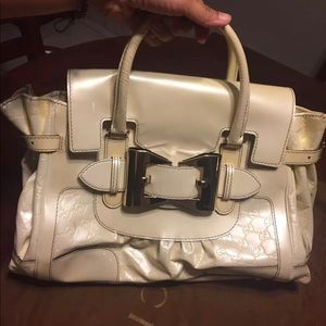 Gucci vintage large bag